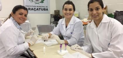 Enfermeiras do AME Araçatuba