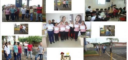 Fotos da Brigada do AME