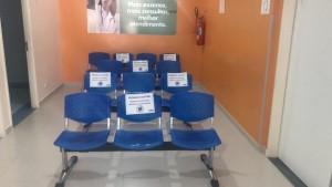 assentos identificados