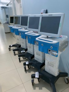 5 novos aparelhos respiratórios