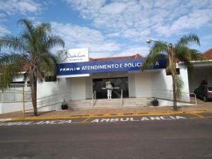 SANITIZAÇÃO POLICLINICA