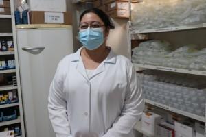Renata Celestino, Farmacêutica Responsável